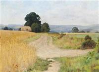 the cornfield by paul camille guigou