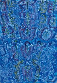 blue mandara by ha indoo