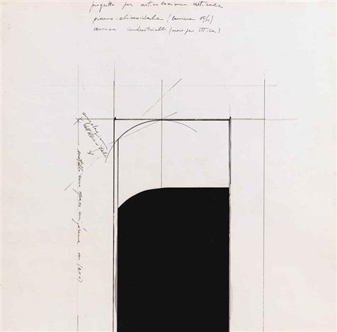 progetto per articolazione verticale piano elissoidale di m 2 x m 1 by francesco lo savio