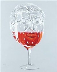 untitled (hail bill gates) by wu mingzhong