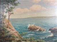 the pacific shore by william bradley