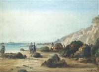 les roches noires by louis moulin