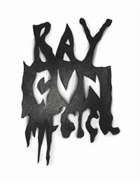 ray gun by claes oldenburg