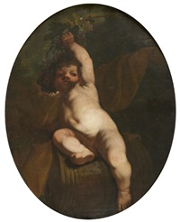 jeune bacchus by karel philips spierincks