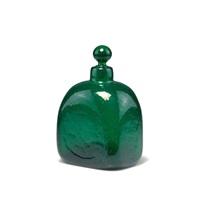 flasche mit stopfen a bollicine by carlo scarpa