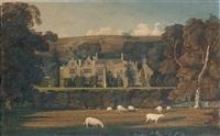 clevedon court, near bristol by samuel jackson