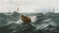 rough seas by thomas rose miles
