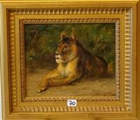 la lionne by rosa bonheur
