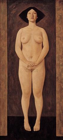女人体 nude by xue yanqun