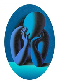 the intellectual by mark kostabi