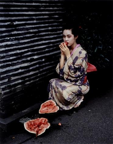 colorscape by nobuyoshi araki
