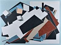 composition abstraite by alain le yaouanc