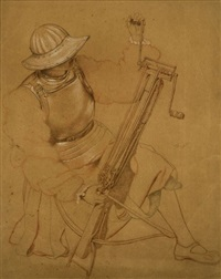 loading a crossbow by james dromgole linton