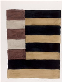sans titre by sean scully