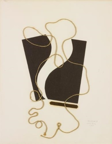 eclosion i by man ray