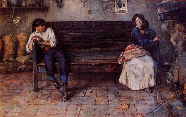 reconciliación by filiberto corelli