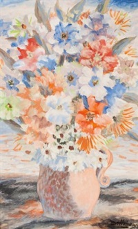 floral bouquet by jean-philippe dallaire