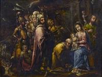 l'adoration des bergers by juan de valdés leal