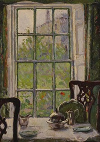 the drawing-room window by rose brigid ganly