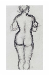 dos debout by aristide maillol