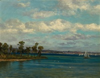 swan river by james ashton