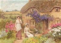 all in a garden fair by william affleck