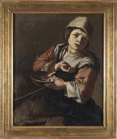 piccolo mendicante by giacomo francesco cipper