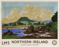 northern ireland, lms by hesketh (eric h.) hubbard