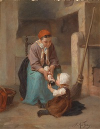 die lieblingspuppe by joseph athanase aufray