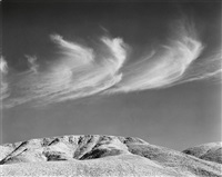 texas springs, death valley by edward weston