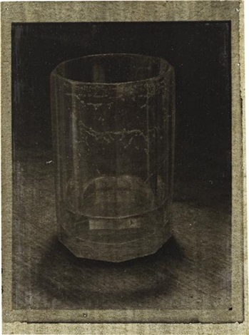 glass by josef sudek