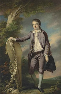 portrait of master smith by francis cotes