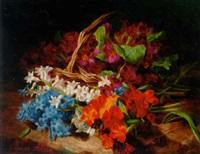 fleurs de jardin by pauline allain