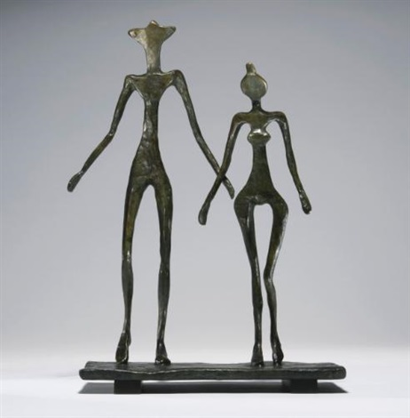 le couple the couple by diego giacometti