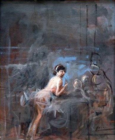 la petite danseuse by jean louis forain