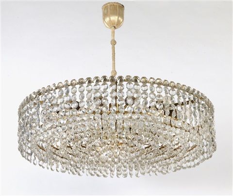A lobmeyr chandelier and 3 appliques by j l lobmeyr on artnet a lobmeyr chandelier and 3 appliques by j l lobmeyr aloadofball Image collections