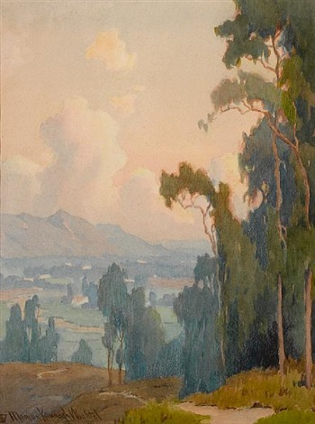 a village along the san gabriels by marion kavanaugh wachtel