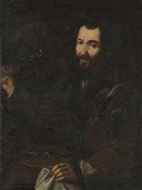 porträt eines arztes mit uringlas by jusepe de ribera