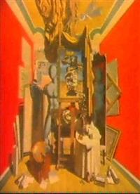 allegorie de la peinture by rachid assaiev
