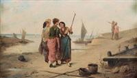 la côte sicilienne by caspard fossati