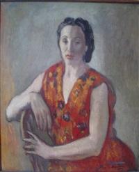 figura femenina by héctor basaldúa