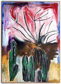 cactus by magali lara