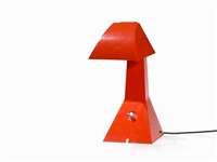 table lamp 'robot' by umberto riva