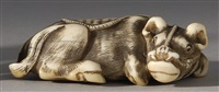 netsuke by japanese school-kyoto (18)