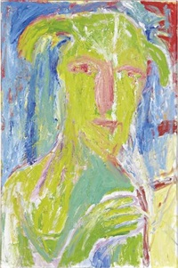 kyra by billy childish