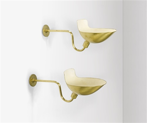 Pair Of Wall Lights By Erik Gunnar Asplund Nice Design