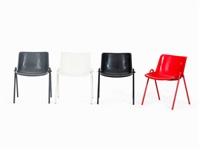 modus stacking chairs (set of 4) by osvaldo borsani