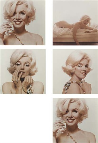 marilyn monroe the last sitting 10 works by bert stern