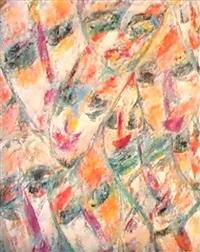 mascherata (i), 1991 by carmelo tomasini