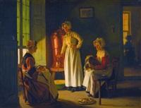 les polisseuses by joseph bail